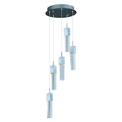 ET2 Fizz Iii 5-Light Led Pendant
