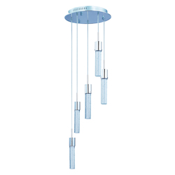 ET2 Fizz Iv 5-Light Led Pendant
