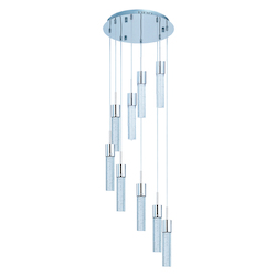 ET2 Fizz Iv 9-Light Led Pendant