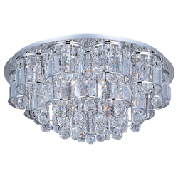 ET2 Bangle 20-Light Flush Mount
