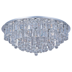 ET2 Bangle 28-Light Flush Mount