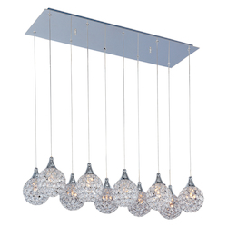 ET2 Brilliant 10-Light Pendant
