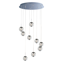 ET2 Orb 9-Light Pendant