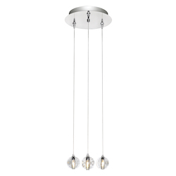 ET2 Harmony 3-Light Rapidjack Pendant And Canopy