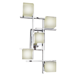 ET2 Nova Led 5-Light Flush Mount/Wall Mount