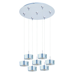 ET2 Percussion 7-Light Rapidjack Pendant And Canopy