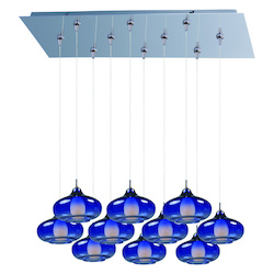 ET2 Minx 10-Light Rapidjack Pendant And Canopy