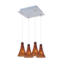 ET2 Minx 4-Light Rapidjack Pendant And Canopy