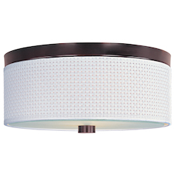 ET2 Elements 3-Light Flush Mount