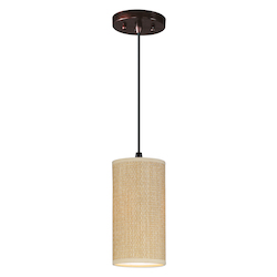 ET2 Elements 1-Light Pendant With Cord