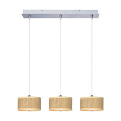 ET2 Elements 3-Light Rapidjack Pendant And Canopy