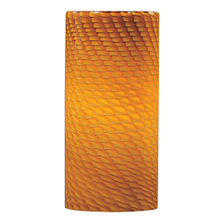 ET2 Amber Ripple Glass