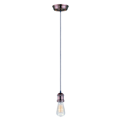 Maxim One Light Down Mini Pendant