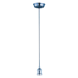 Maxim Mini Hi-Bay 1-Light Pendant Cord Hung