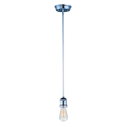 Maxim Mini Hi-Bay 1-Light Pendant Stem Hung