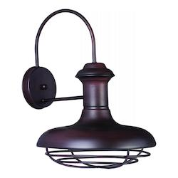 Maxim Wharf 1-Light Outdoor Wall Lantern