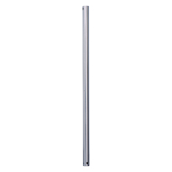 Maxim Satin Nickel Fan Down Rod