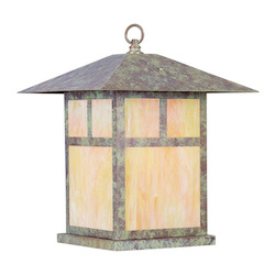 Livex Lighting Verde Patina Hanging Lantern