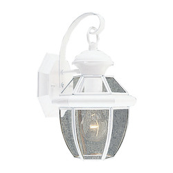 Livex Lighting White Wall Lantern