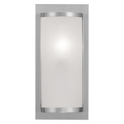 Livex Lighting Brushed Nickel 1 Light 60 Watt 5.5