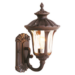 Livex Lighting Imperial Bronze Wall Lantern