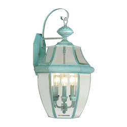 Livex Lighting Verdigris Wall Lantern
