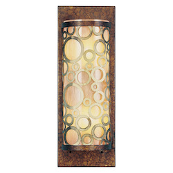 Livex Lighting Palacial Bronze Avalon 2 Light Ada Wall Sconce