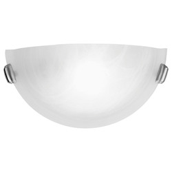 Livex Lighting Five Light Brushed Nickel Wall Light