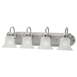 Livex Lighting Brushed Nickel Vanity