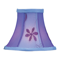 Livex Lighting One Light Lamp Shade