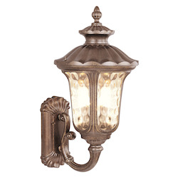 Livex Lighting Moroccan Gold Wall Lantern