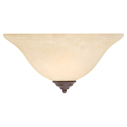 Livex Lighting Four Light Imperial Bronze Wall Light