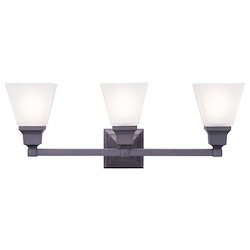 Livex Lighting Bronze Vanity