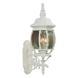 Livex Lighting Open Box White Wall Lantern