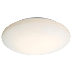 Eglo Iron 3 Light Semi-Flush Ceiling Fixture from the Ella Collection