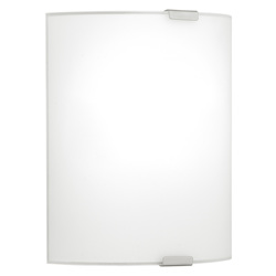 Eglo One Light Chrome Wall Light