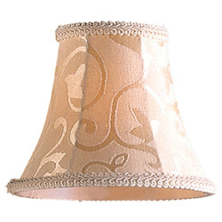 ELK Lighting Elizabethan Patterned Fabric Shade