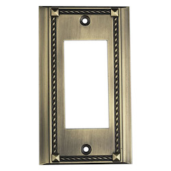 ELK Lighting Antique Brass Lightswitch