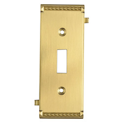 ELK Lighting Brass Lightswitch