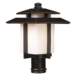 ELK Lighting Outdoor Post Light