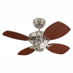 Monte Carlo Colony Ii Steel Ceiling Fan