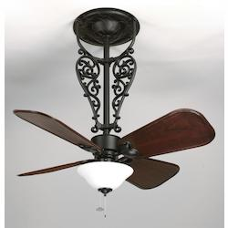 Fanimation Black Fan Motor Without Blades