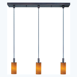 ET2 Carte Led 3-Light Pendant