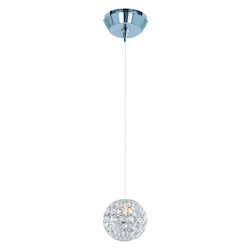 ET2 Brilliant 1-Light Rapidjack Pendant And Canopy