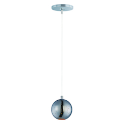 ET2 Polaris 1-Light Rapidjack Pendant And Canopy