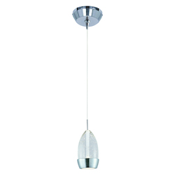 ET2 Luxe 1-Light Led Rapidjack Pendant And Canopy