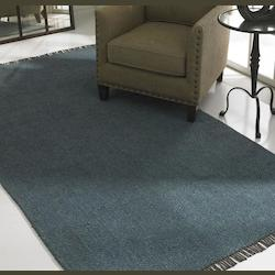 Uttermost Green / Blue 5 X 8 Area Rug