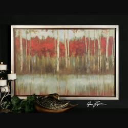 Uttermost Artwork Reproduction The Edge Wall Art