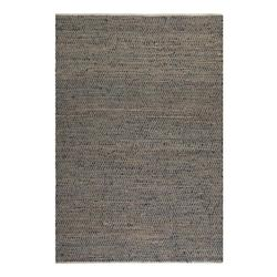 Uttermost 9-Feet X 12-Feet Rescued Leather & Hemp Rug