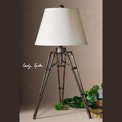 Uttermost Oxidized Bronze Tustin Lamp